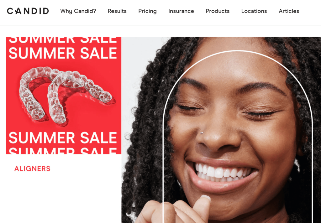 Candid co aligners