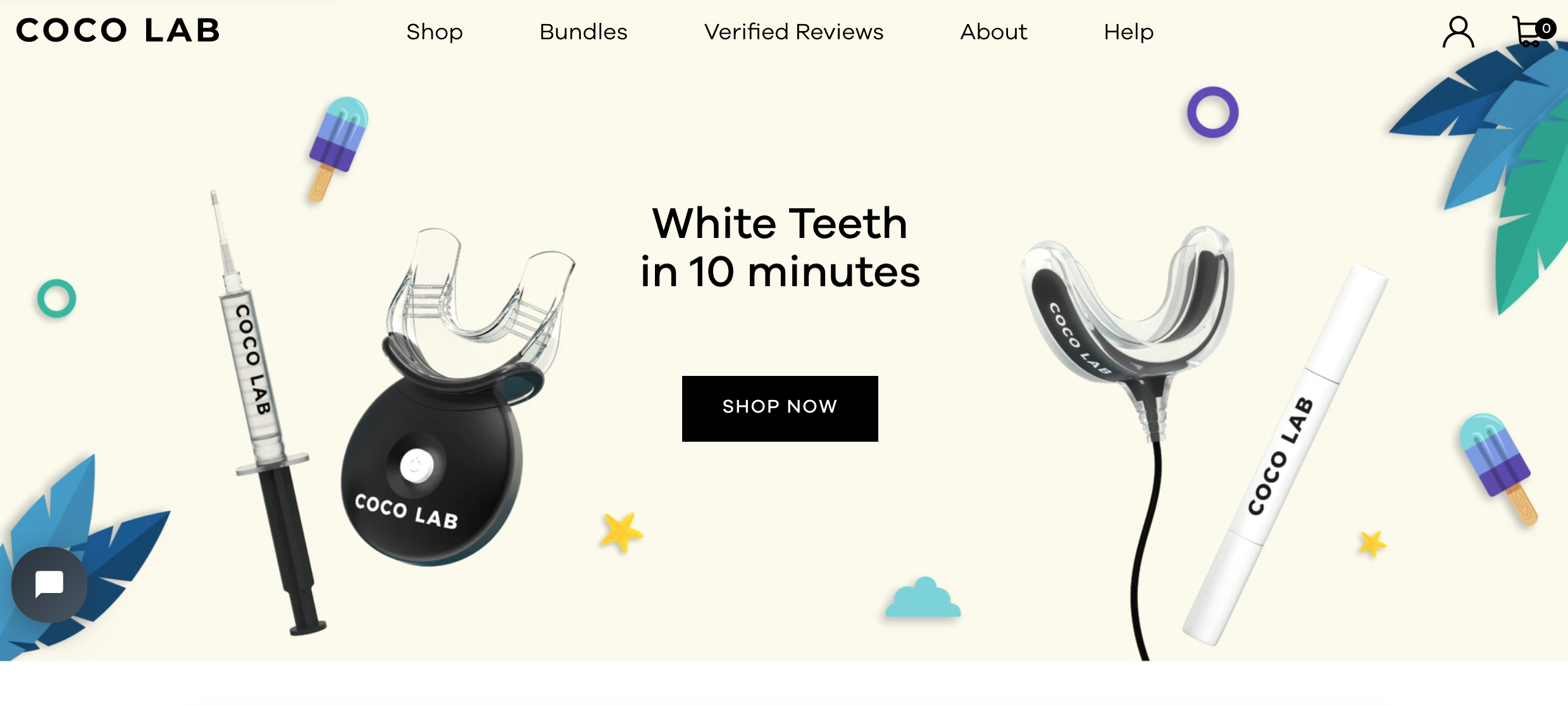best teeth whitening product