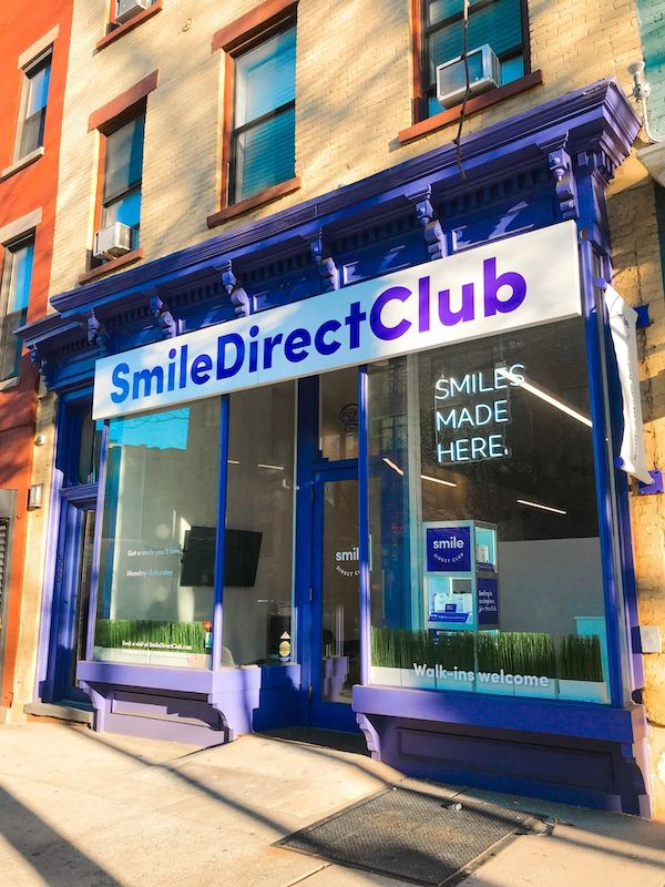 smile direct club shops